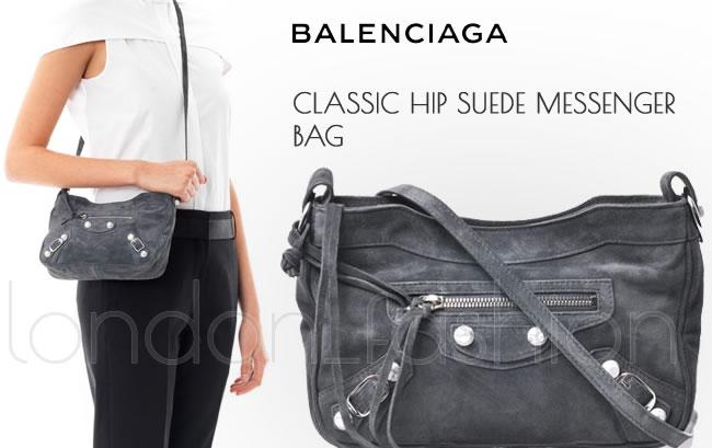 送料込み♪Balenciaga バレンシアガ メッセンジャーバッグ
