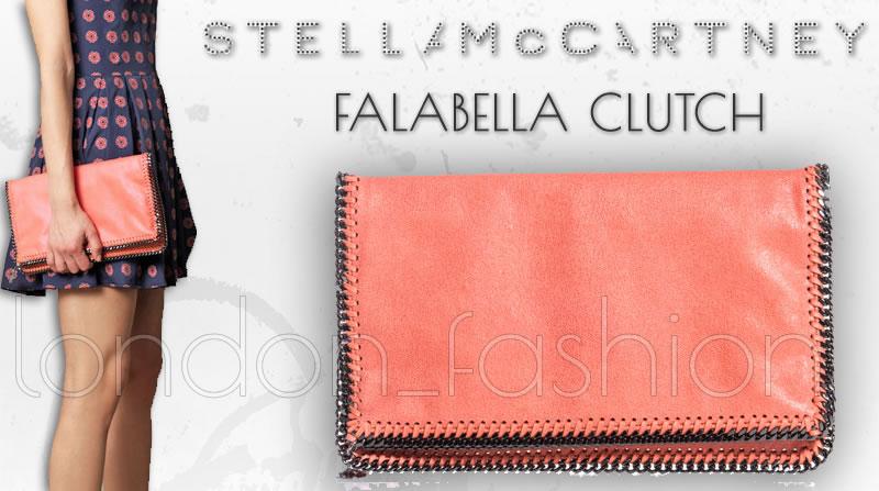 大セール♪鮮やか★Stella McCartney Falabella クラッチバッグ
